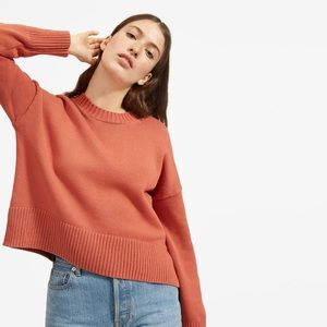Everlane | The Soft Cotton Square Crew